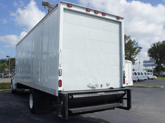 Get a Superior Used Cargo Truck in Miami at Lehman Van, Truck, & Bus Sales