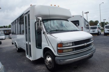 Find a Durable Bus for Sale in Miami FL | Lehman Leasing