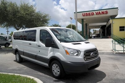 used van in miami