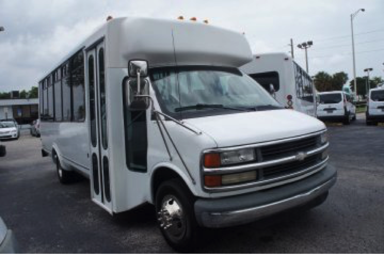 Lehman Leasing Van, Truck, and Bus Sales has a Variety of Quality Passenger Buses