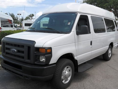 Wheelchair Buses at Lehman Van, Truck, and Bus Sales in Miami
